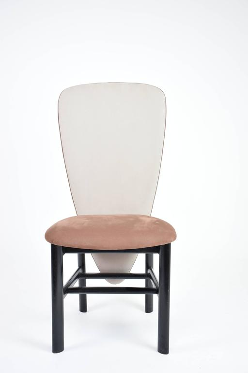Mid-Century Modern 20th Century Scandinavian Dining Chairs, Set of Four, 1960's  For Sale