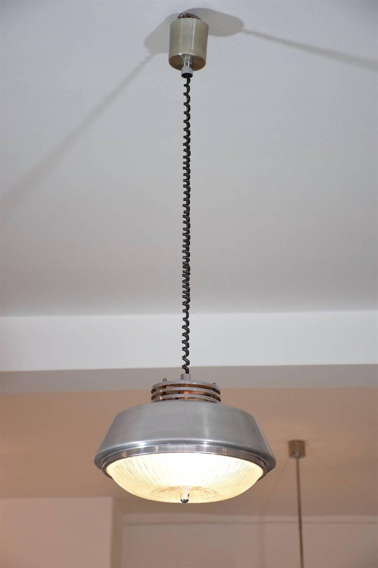 German Adjustable Pendant Light 1970s At 1stdibs