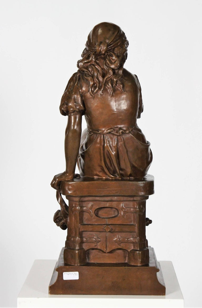 19th Century Eugène Aizelin Mignon For Sale 1
