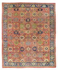 Persian Sultanabad Carpet