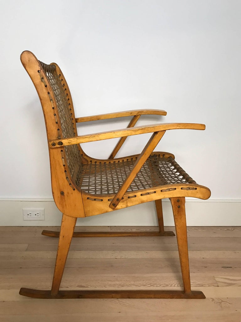 American Pair of Armchairs by Vermont Tubbs For Sale