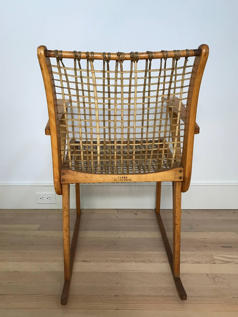 Mid-20th Century Pair of Armchairs by Vermont Tubbs For Sale