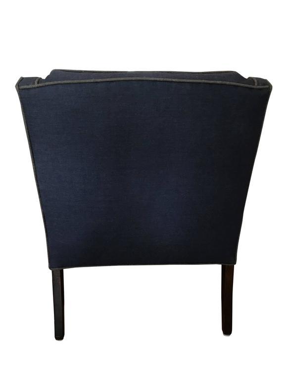 North American Edward Wormley for Dunbar Armchair For Sale