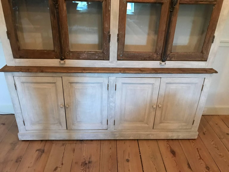 Large French Cabinet or Bookcase For Sale 3