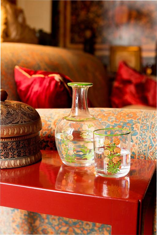 Murano Bedside Night Carafe Set with Tumbler 2