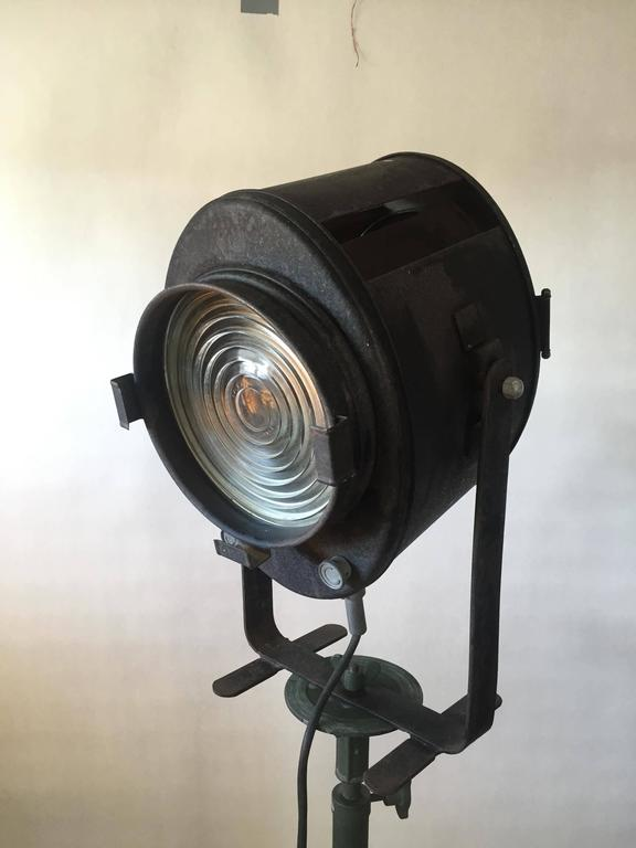 1925 Ae Cremer Paris Studio Lamp For Sale At 1stdibs