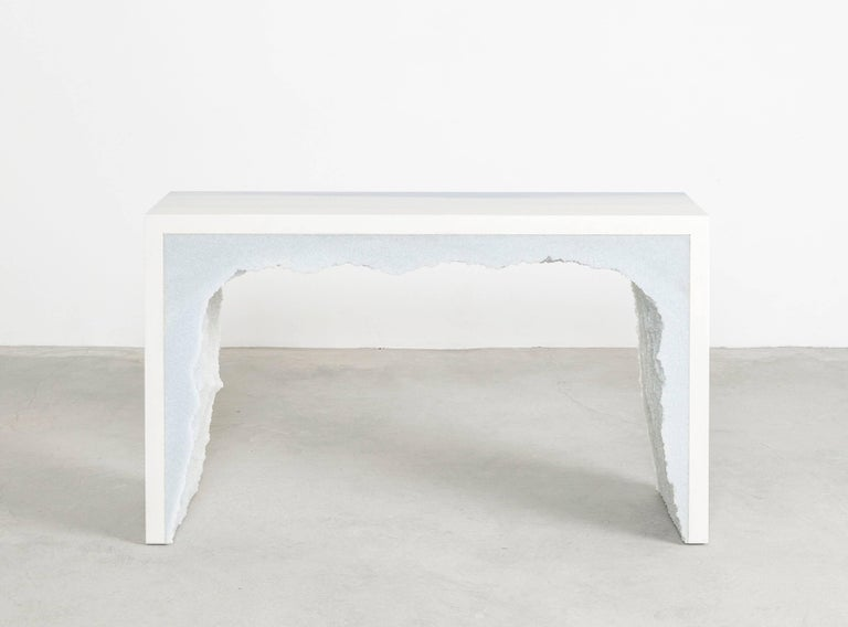 American Ombre Strata 3 Console by Fernando Mastrangelo, 1stdibs New York For Sale