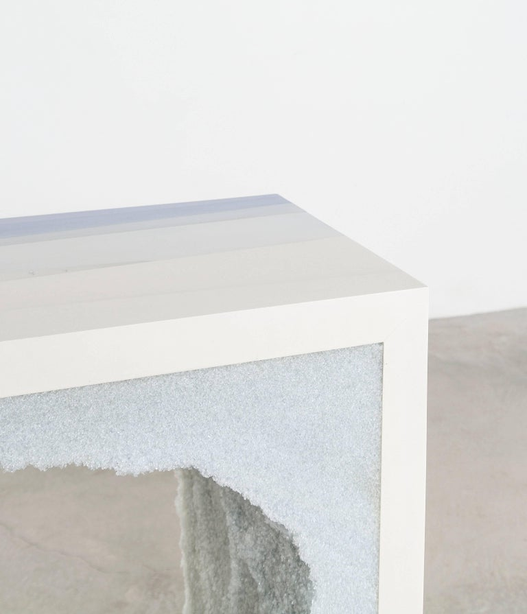 Ombre Strata 3 Console by Fernando Mastrangelo, 1stdibs New York For Sale 1