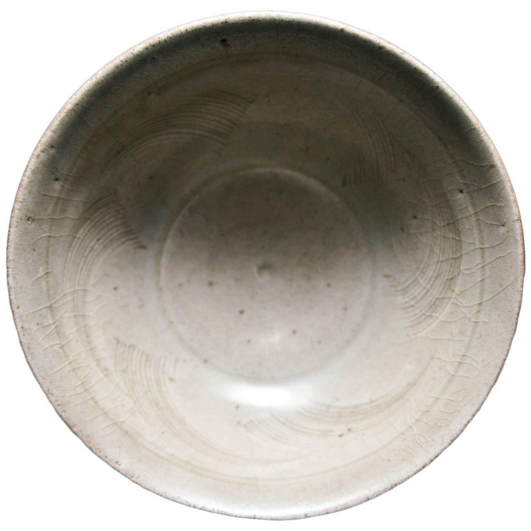 Chinese Stoneware Bowl, Sung Period, 12th-14th Century For Sale