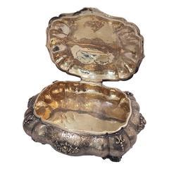 Silver Jewel Box