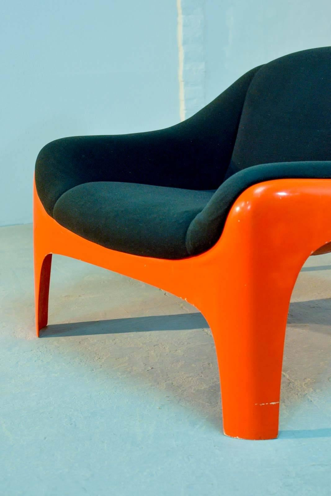Iconic Sixties Leather Chairs