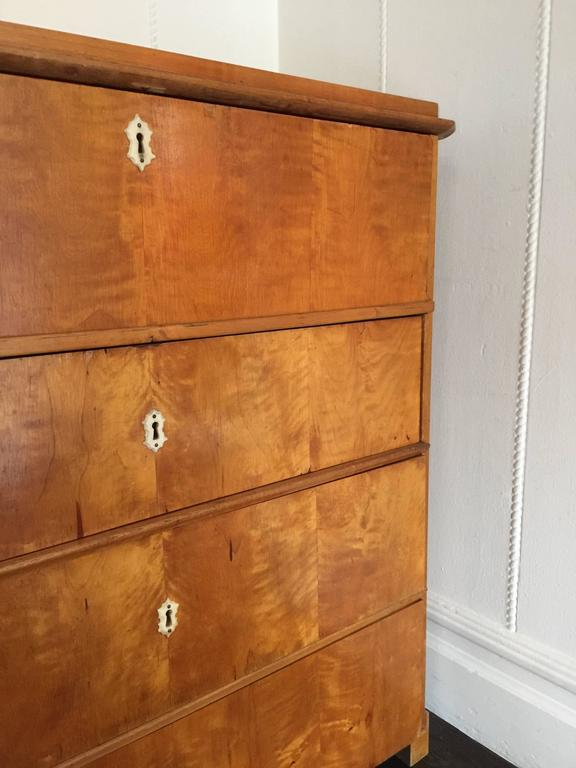 Swedish Biedermeier Secretary 2