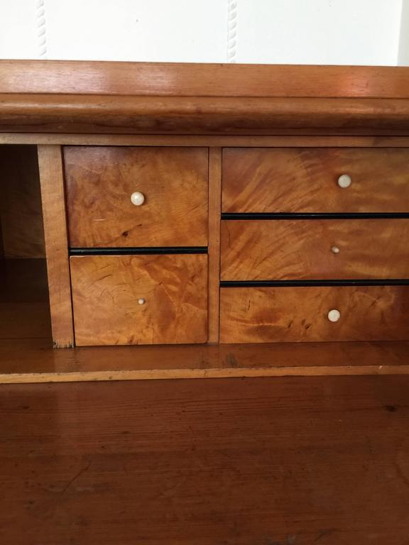 Swedish Biedermeier Secretary 5