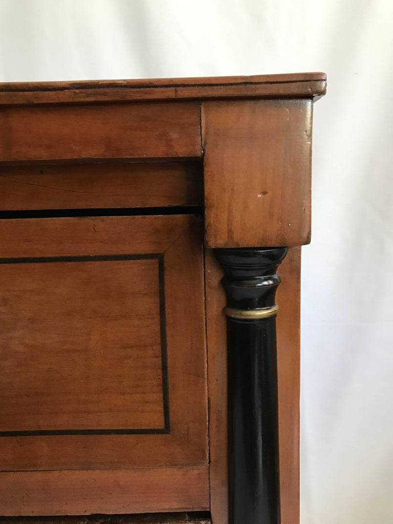 Empire Style Commode or Small Chest 2