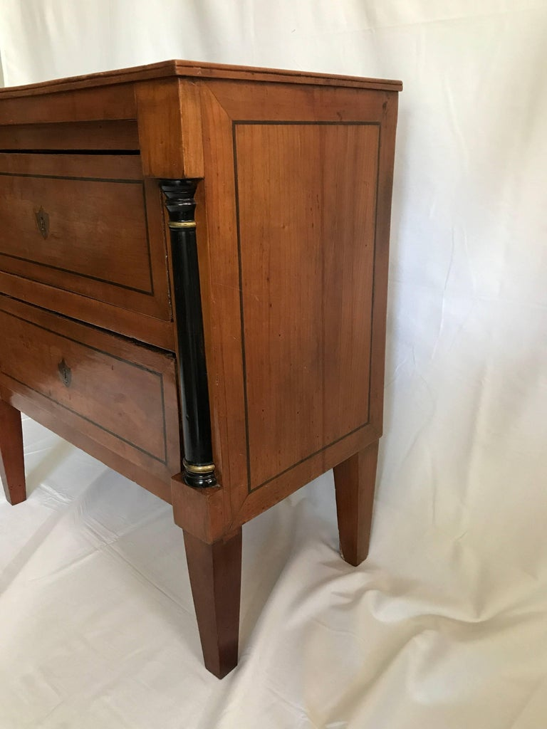 Empire Style Commode or Small Chest 5