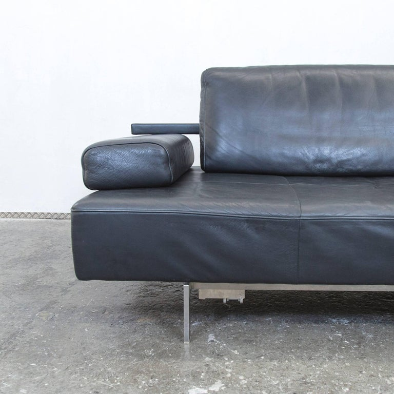 dono modular sofa rolf benz. Original Rolf Benz Dono Leather Corner Sofa With A Minimalistic And Modern Style Designed For Pure Modular