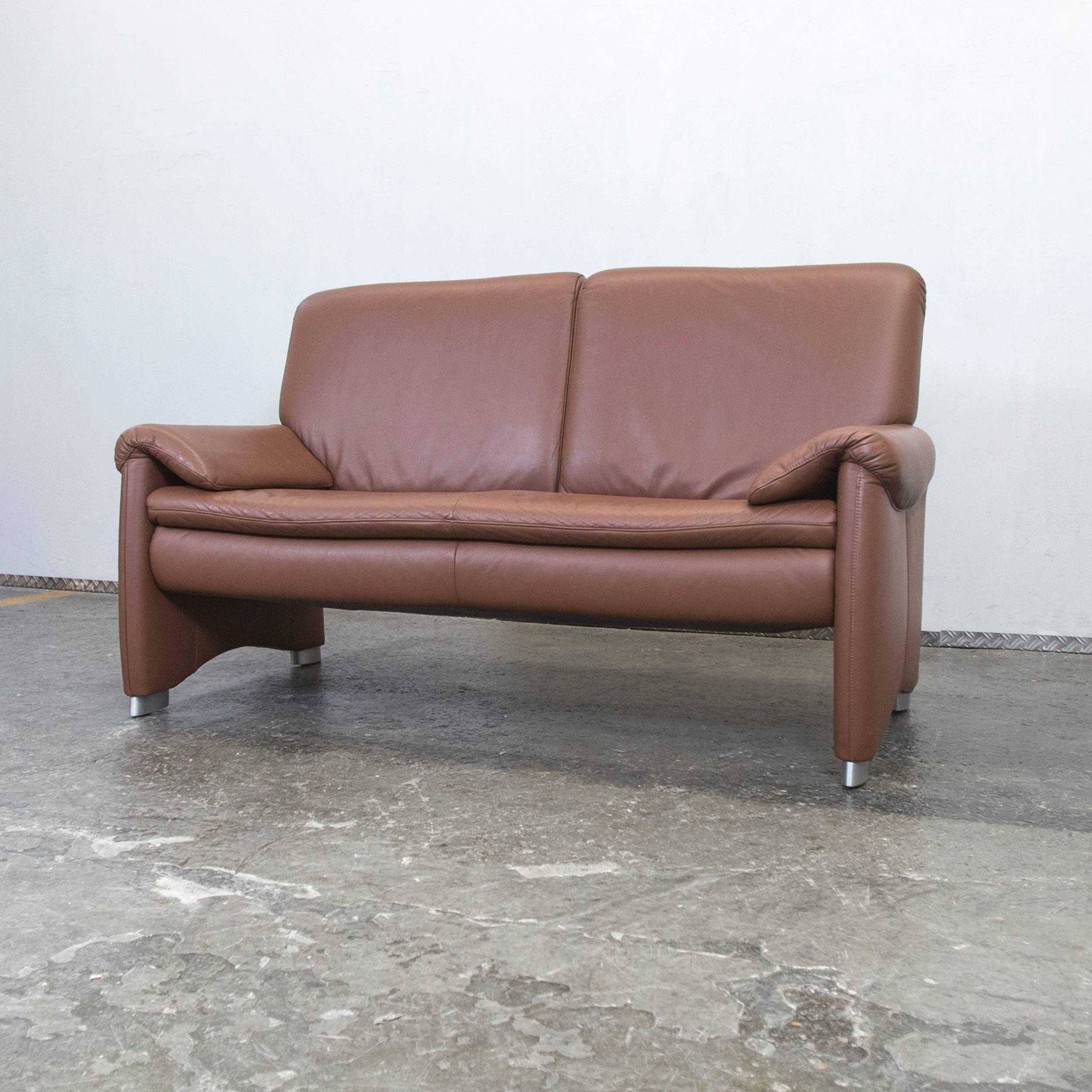 Uberlegen Brown Colored Hülsta Designer Sofa With A Modern Style, Designed For Pure  Comfort.