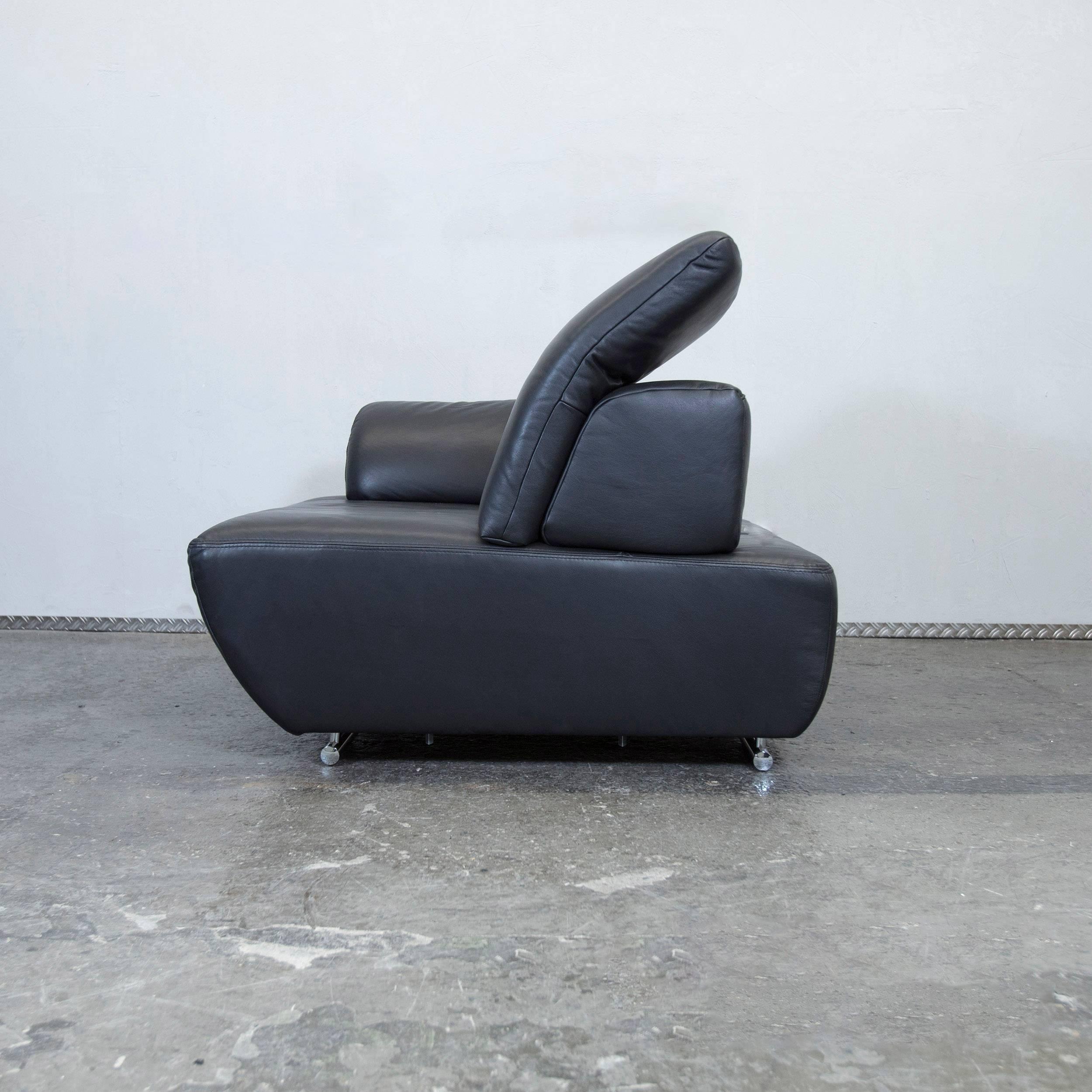 moderne recamiere good vintage eckgarnitur cali mit und bettkasten circa x x cm sitzhhe circa. Black Bedroom Furniture Sets. Home Design Ideas