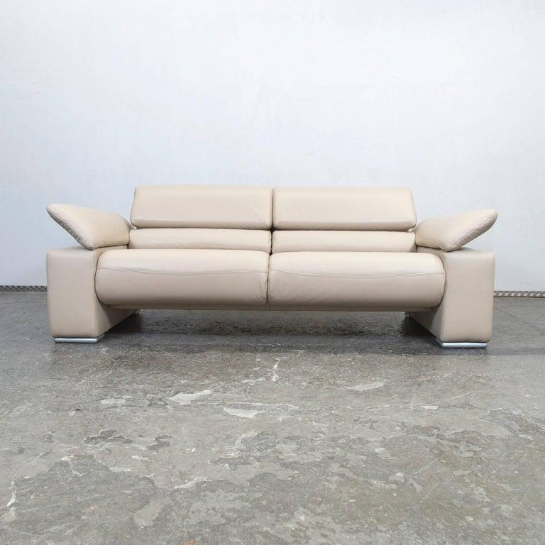 Ledersofa modern beige  sofa leder beige - 28 images - eaton designer sofa hereo sofa ...