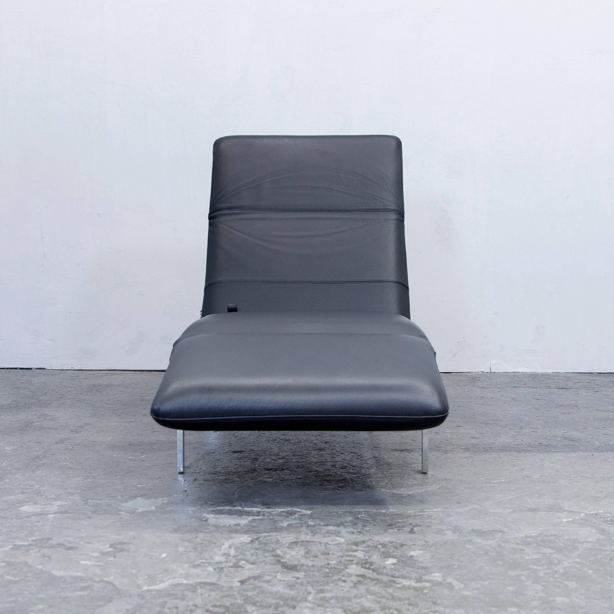 Recamiere Chaiselongue brühl and sippold roro designer chaise longue recamiere leather