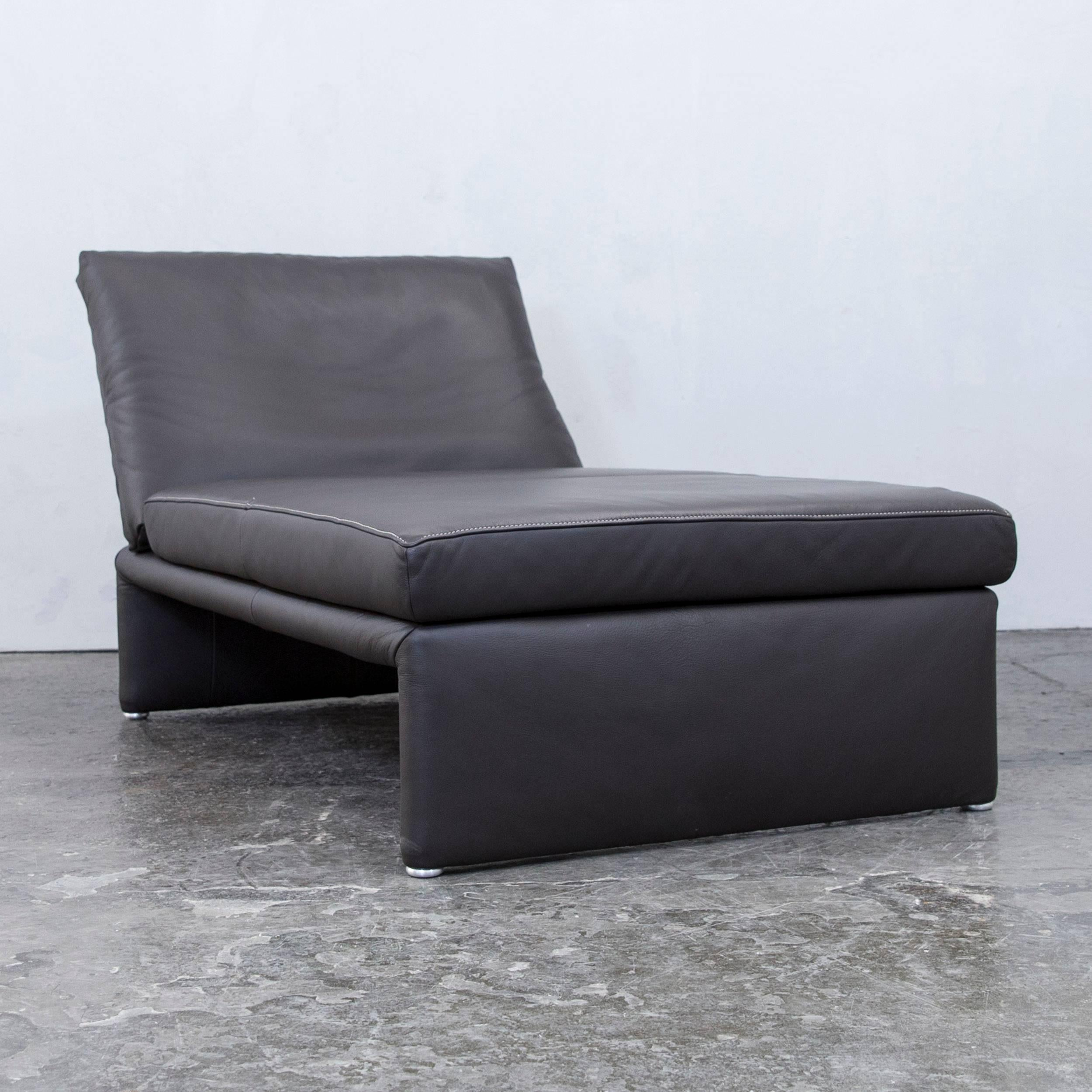 Beeindruckend Ottomane Recamiere Galerie Von Koinor Designer Chaiselongue Leather Mocca Brown Function