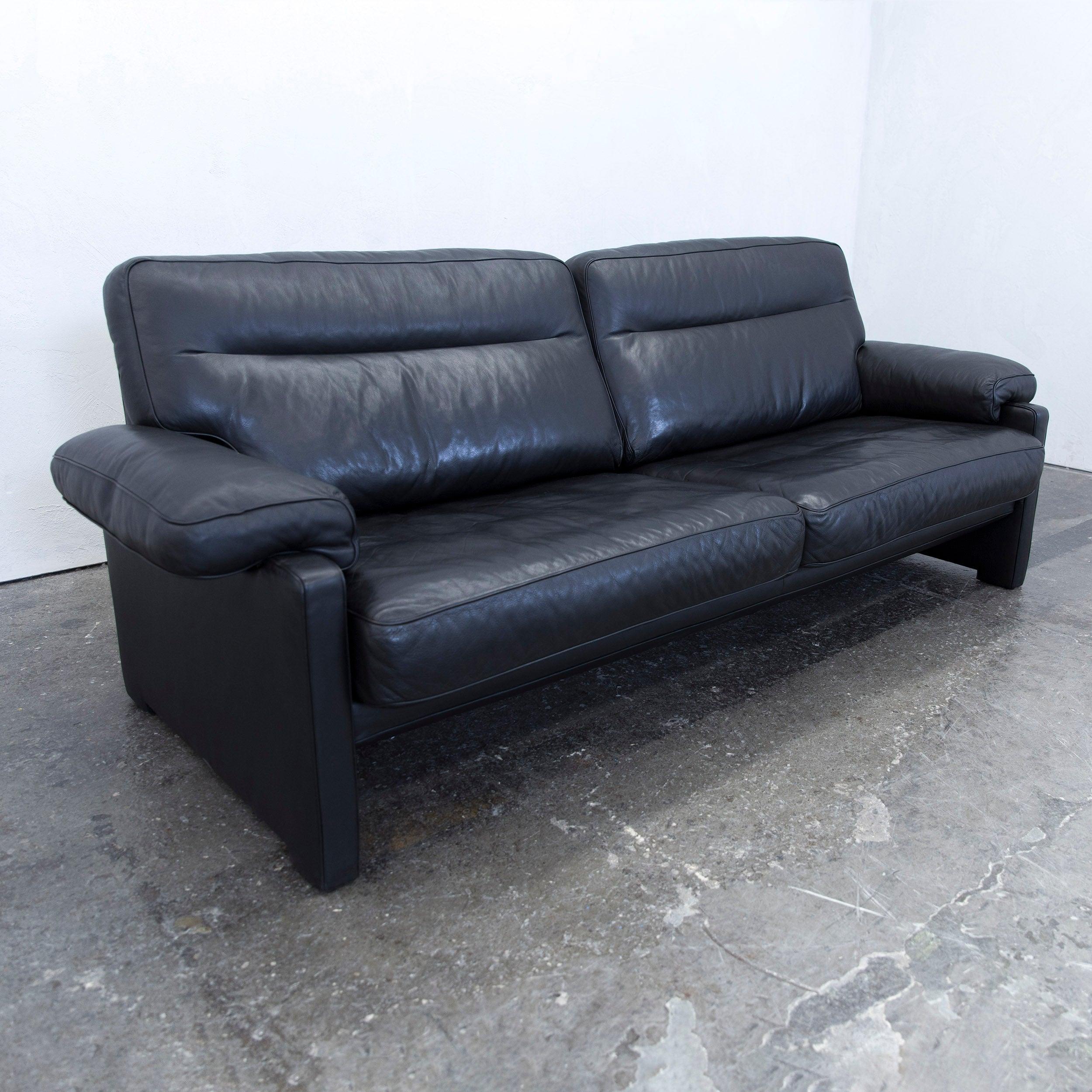 designer sofa leder cheap de sede ds designer sofa creme. Black Bedroom Furniture Sets. Home Design Ideas