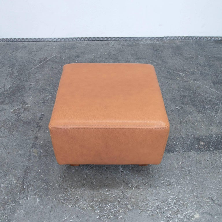Moroccan Modern Design Mid Century Brown Couch