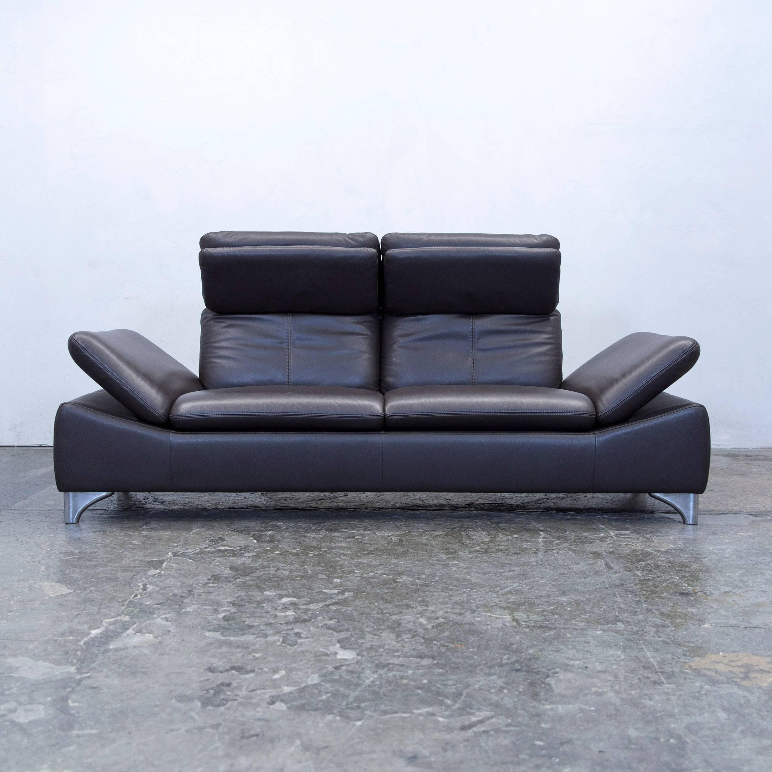 free interesting willi schillig designer sofa leather brown twoseat function couch modern with willi schillig sofa with couch leder - Aus Weier Ledercouch