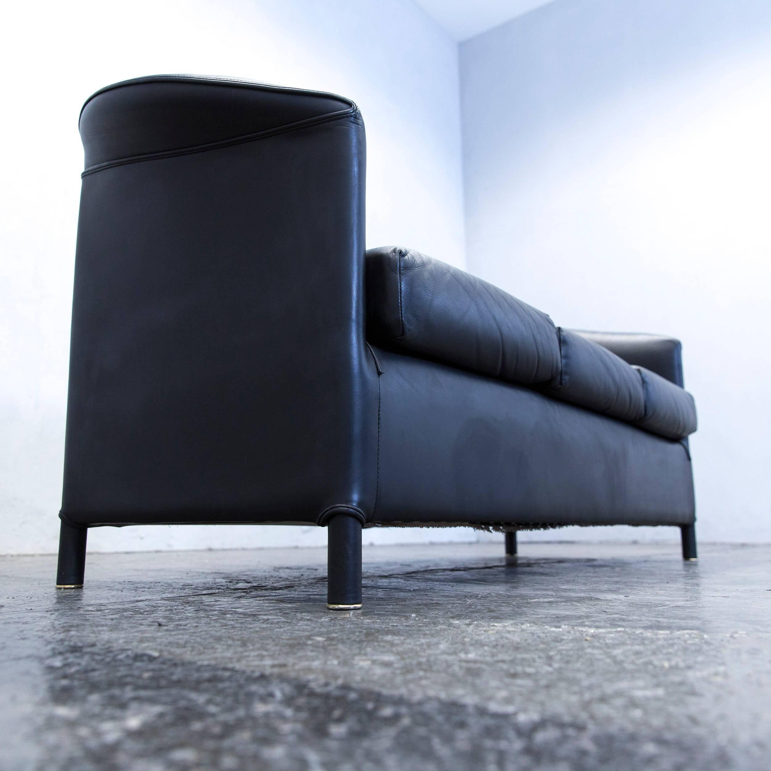 schlafsofa leder schwarz good big sofa leder mit und. Black Bedroom Furniture Sets. Home Design Ideas