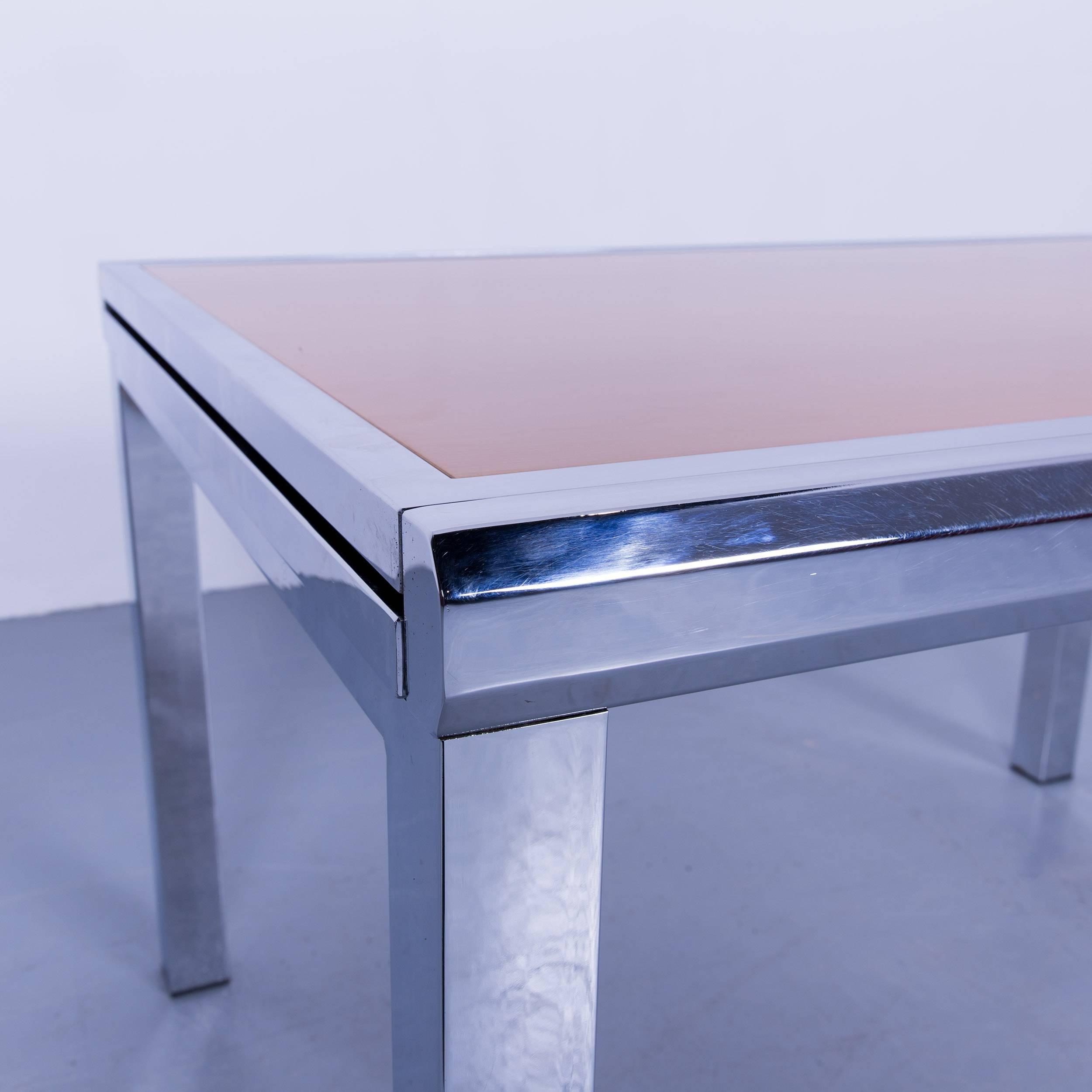 Erfreut Designer Esstisch Glasplatte Holzbasis Bilder   Die .