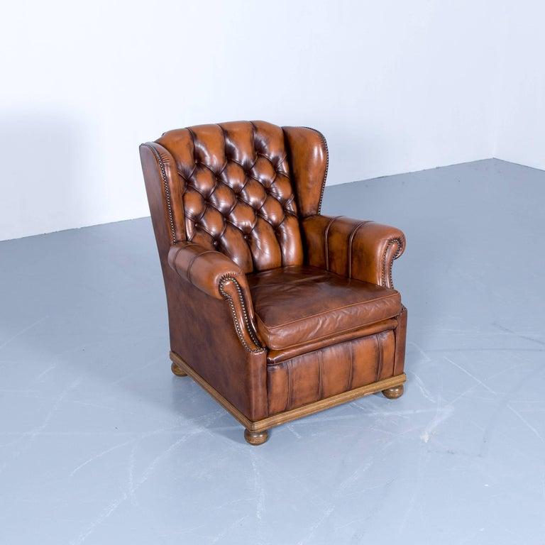 chesterfield sessel gebraucht kaufen. Black Bedroom Furniture Sets. Home Design Ideas