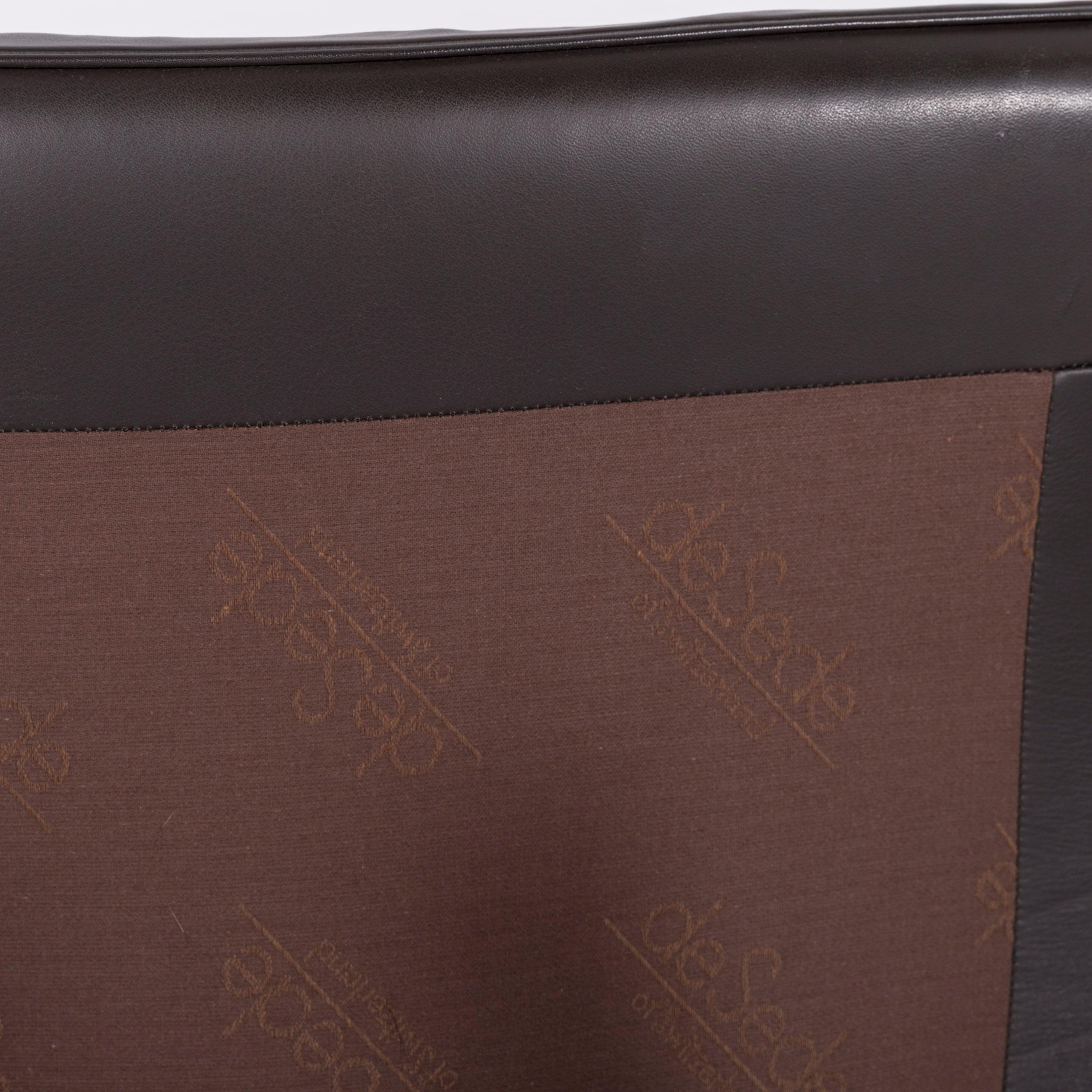 De Sede DS 2030 Leather Armchair Set Brown One Seat In Good Condition For  Sale