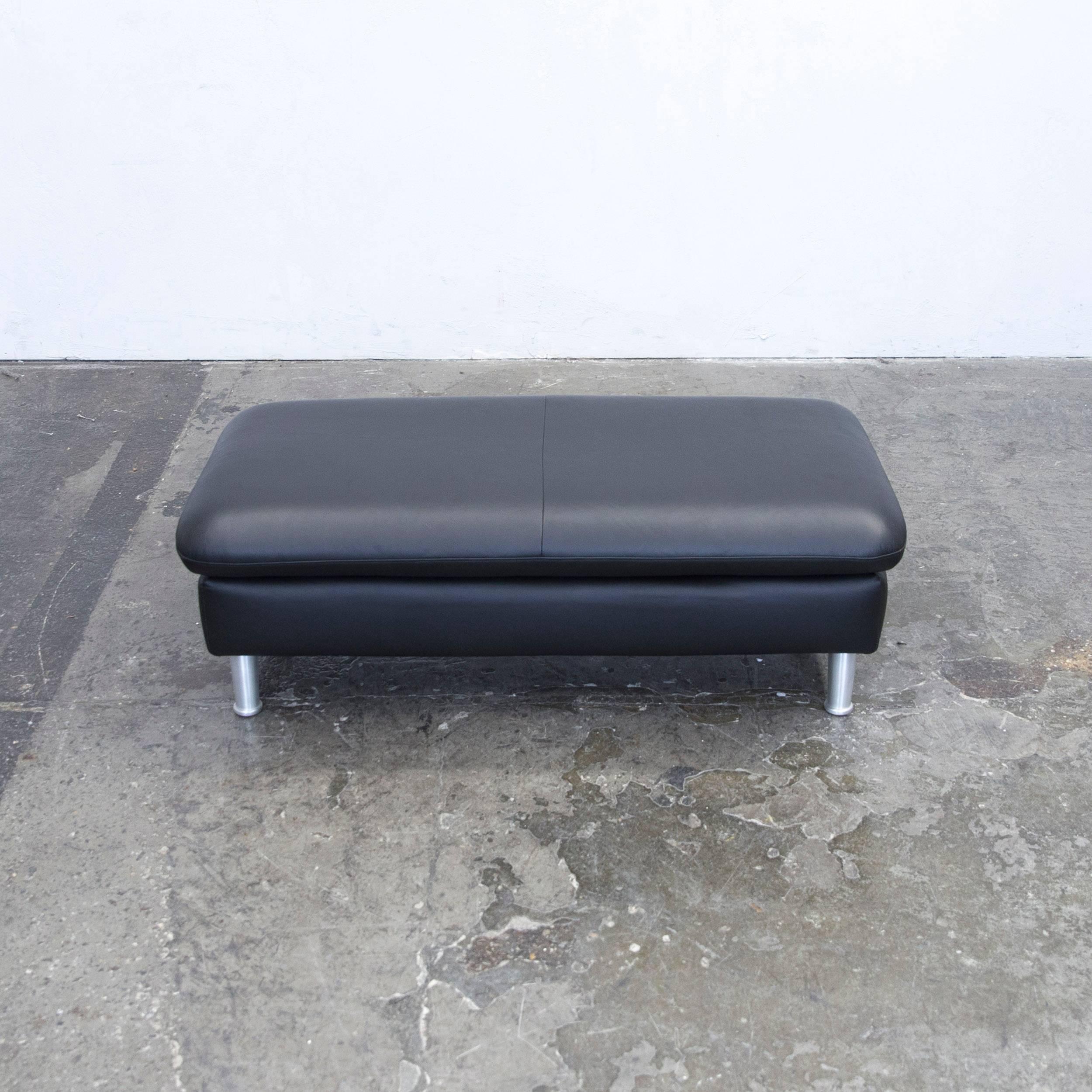 couch hocker schwarz interesting couch hocker schwarz with couch hocker schwarz good pols. Black Bedroom Furniture Sets. Home Design Ideas