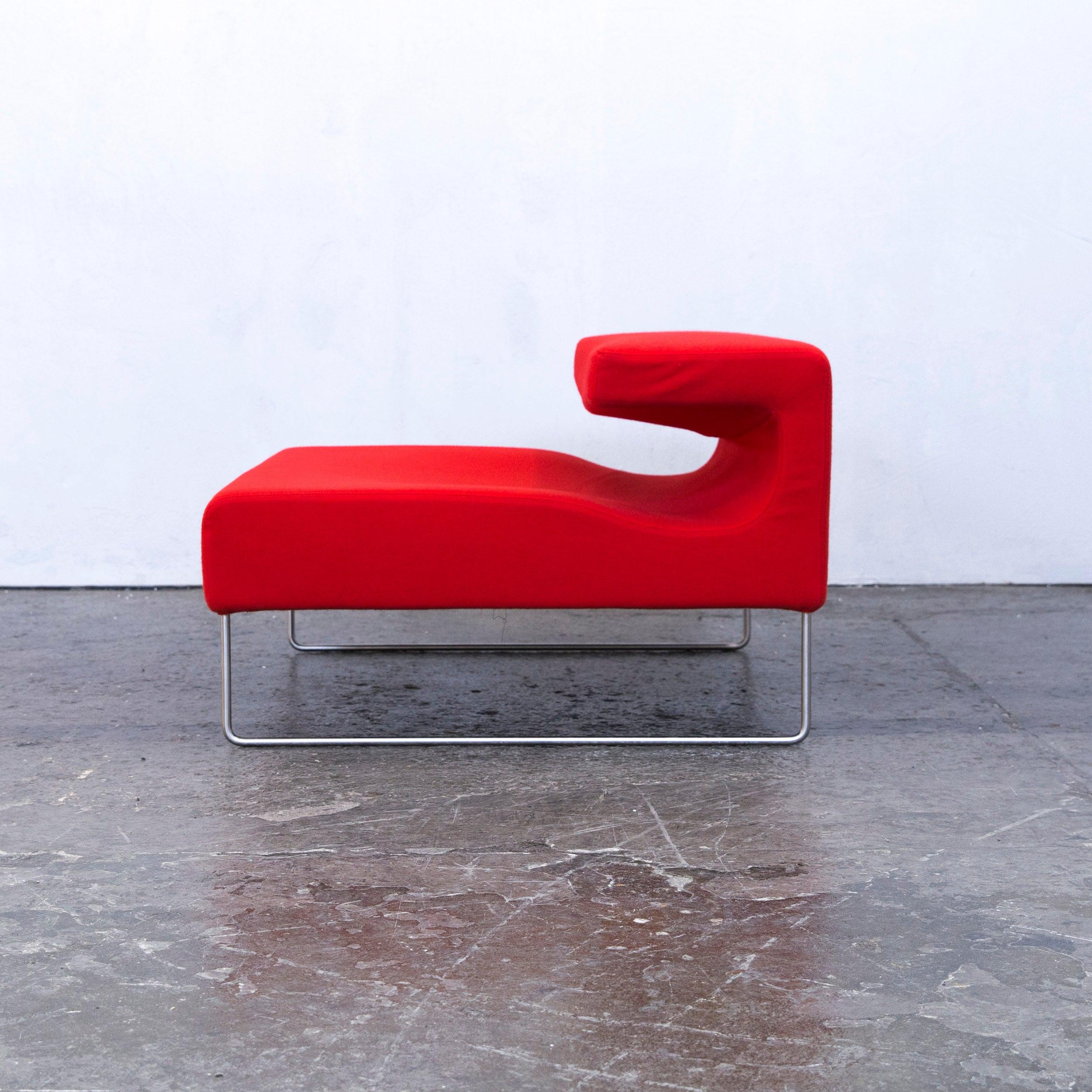 designer sessel husk indoor outdoor, moroso lowseat designer chair fabric red one-seat microfibre couch, Möbel ideen