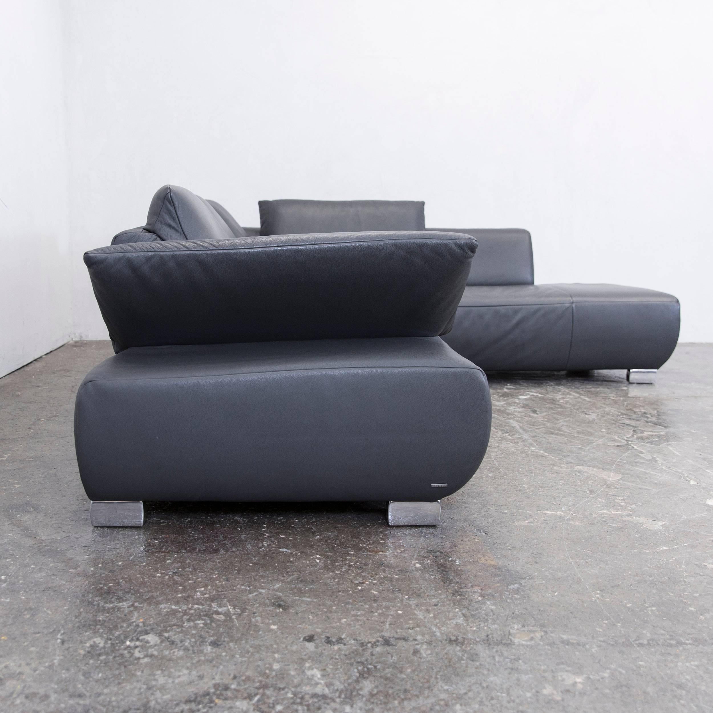 ecksofa koinor awesome free koinor raoul designer ecksofa garnitur leder braun hocker with. Black Bedroom Furniture Sets. Home Design Ideas