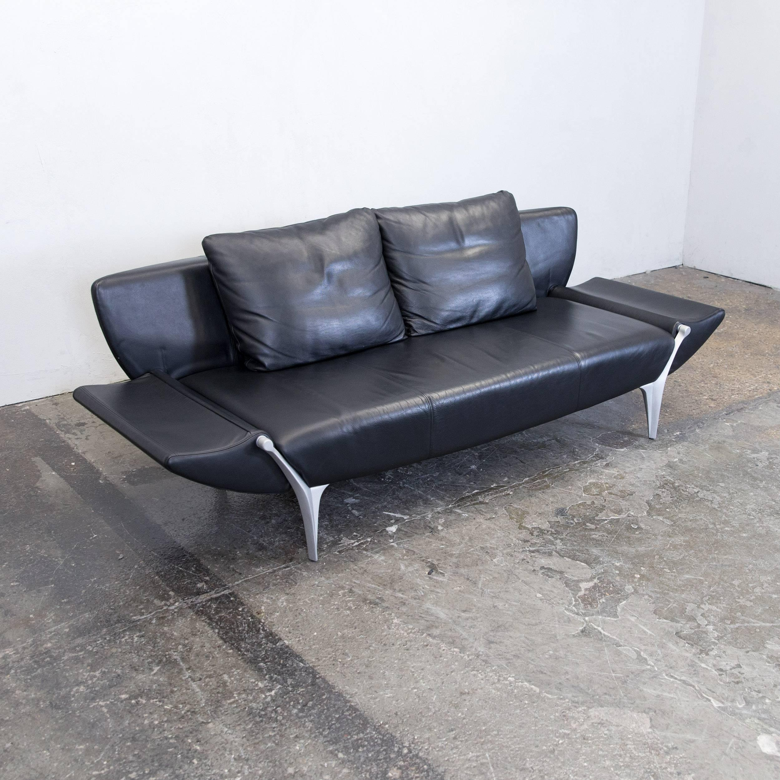 sofa schwarz best genial schwarze sofa bilder collections with sofa schwarz best rolf benz. Black Bedroom Furniture Sets. Home Design Ideas