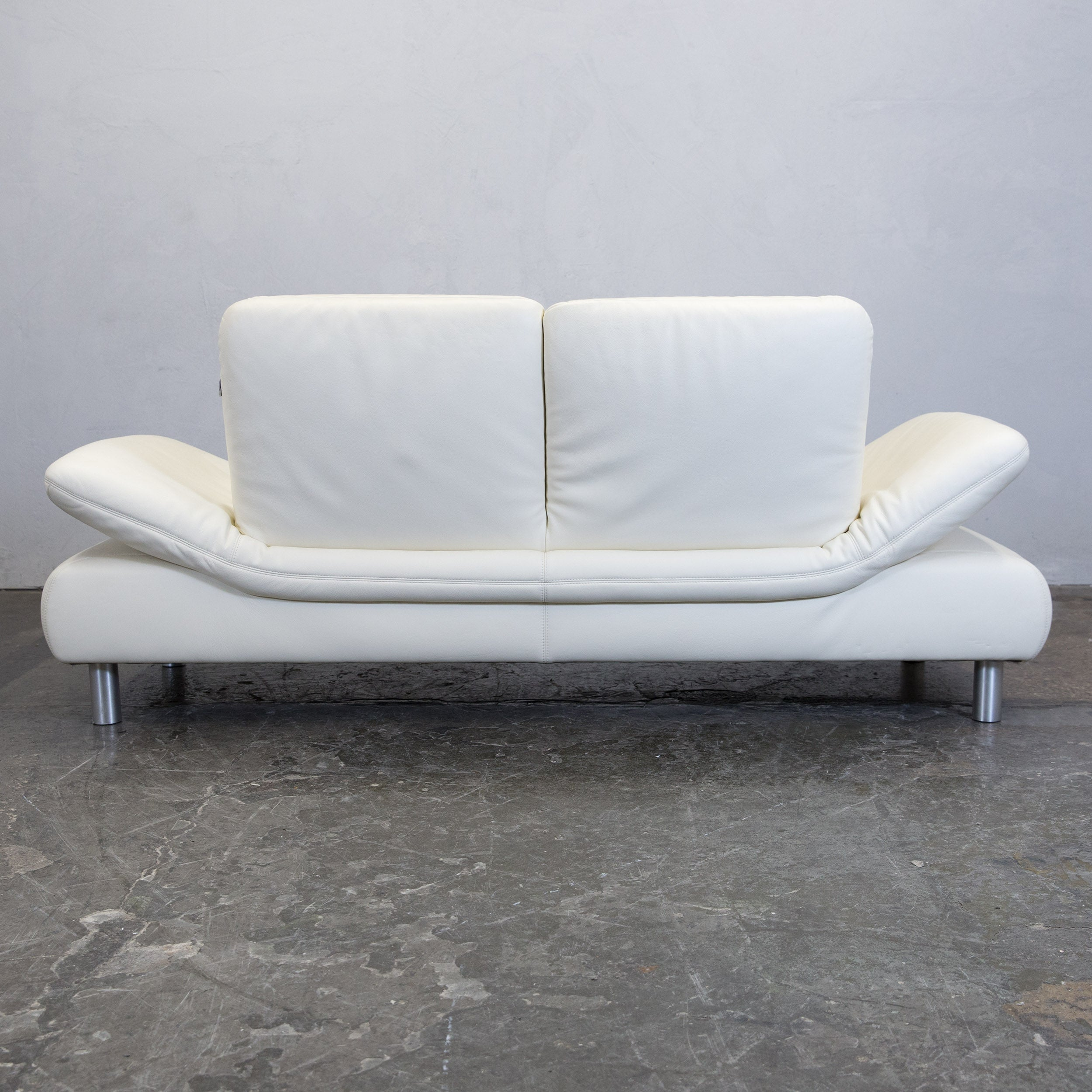 Great Cool Sofa Leder Wei With Sofa Leder Wei With Leder Sofas With Wei  Leder