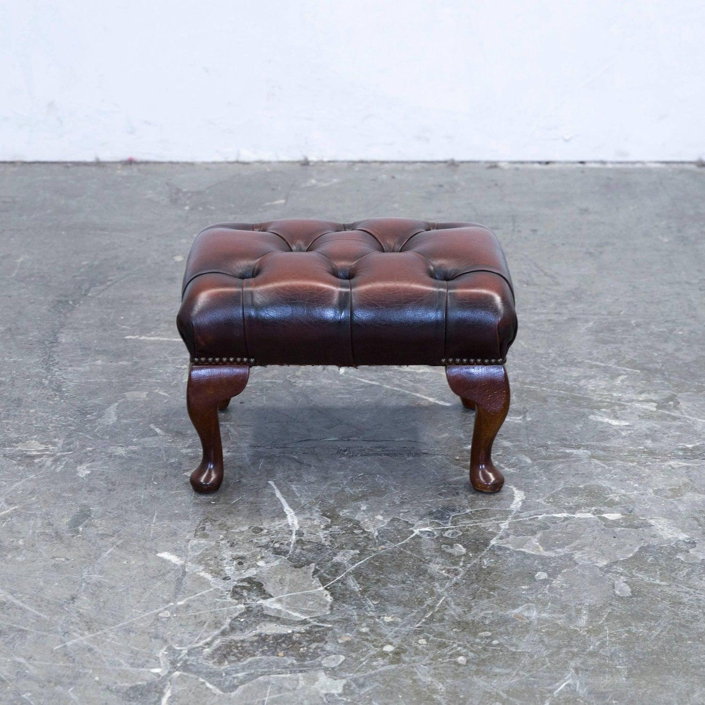 Couch Hocker Vintage