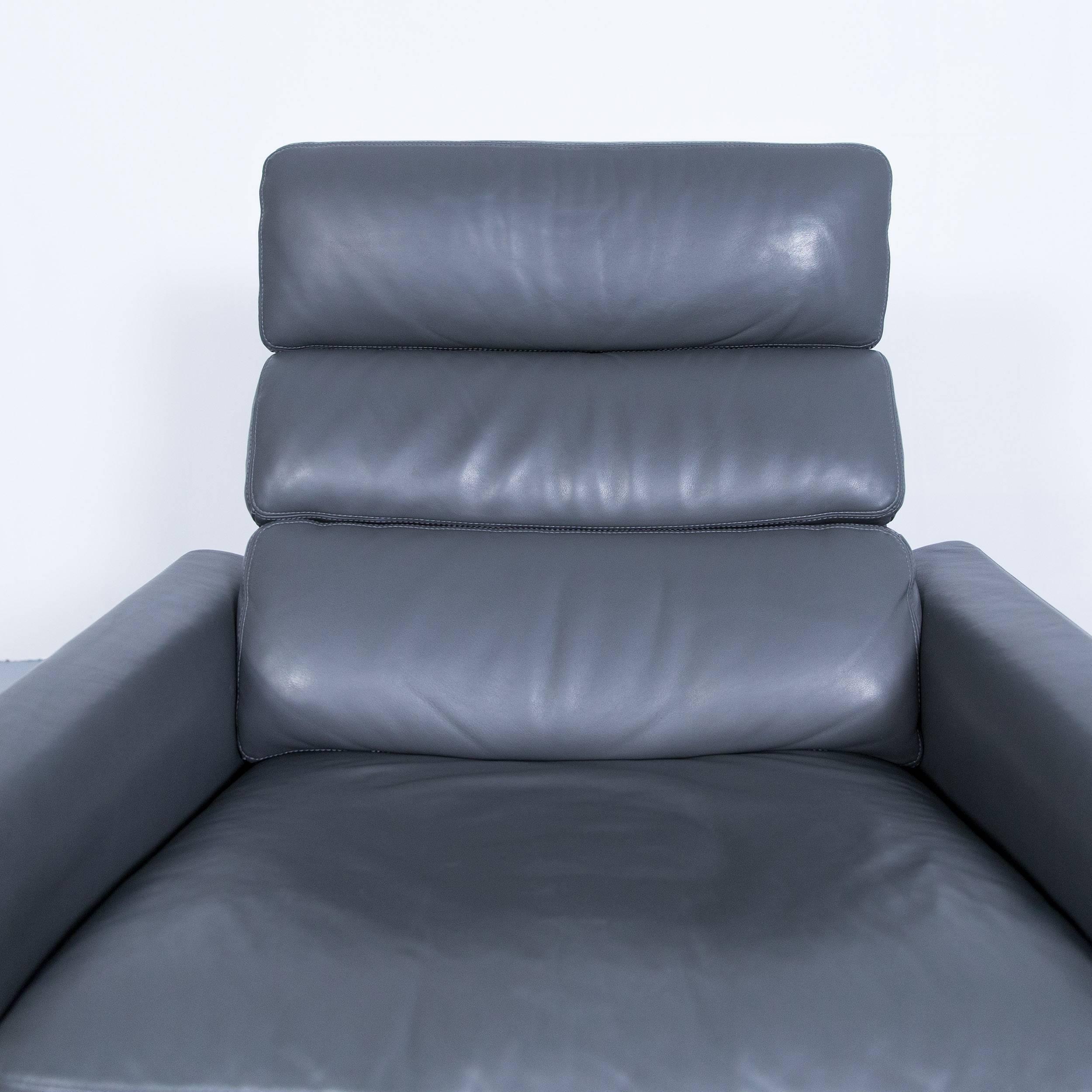 sessel leder modern fabulous designer relax sessel. Black Bedroom Furniture Sets. Home Design Ideas