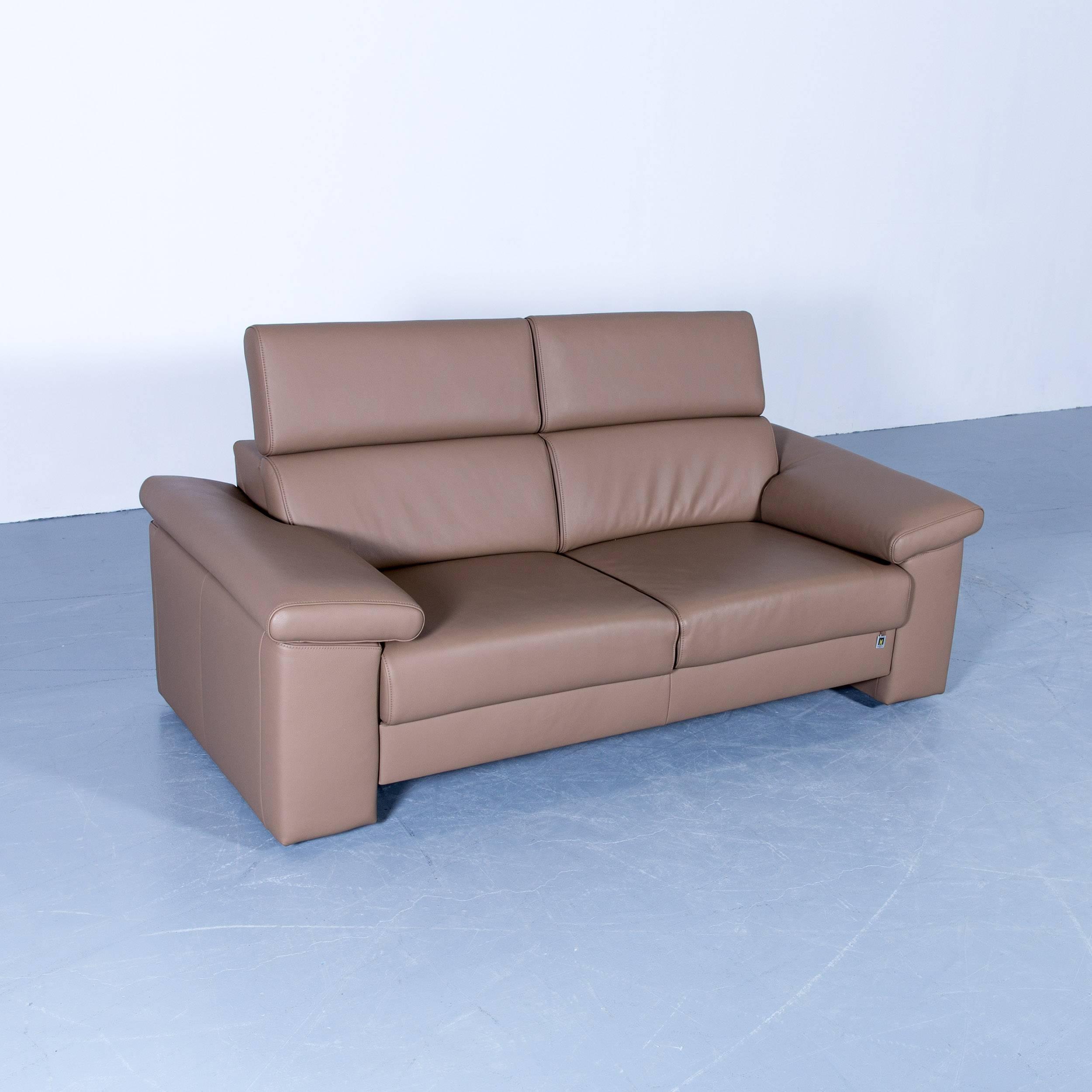 ledersofa braun gebraucht kaufen. Black Bedroom Furniture Sets. Home Design Ideas