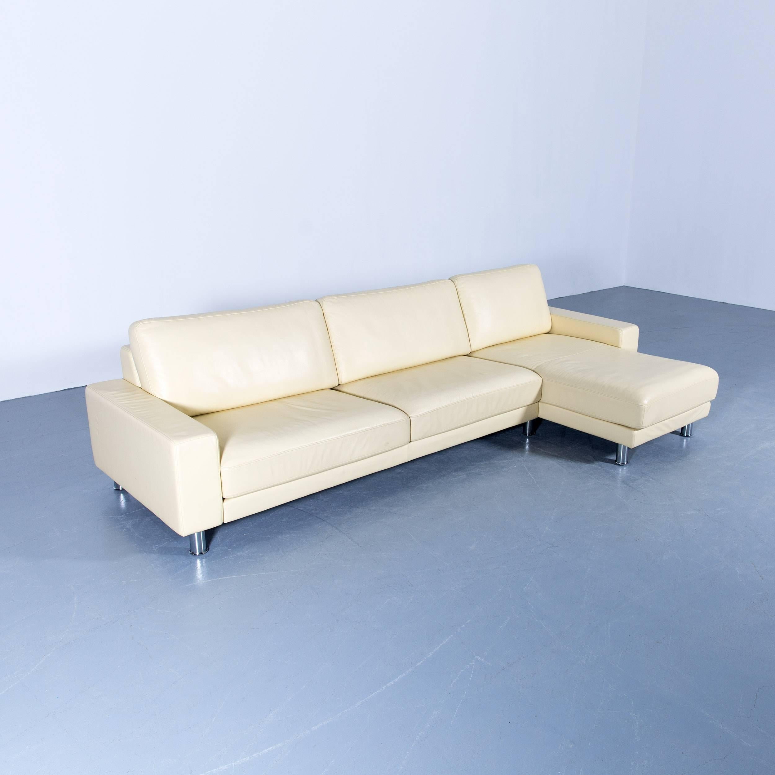 Endearing Eckcouch Leder Gallery Of Best Rolf Benz Designer Corner Sofa Leather
