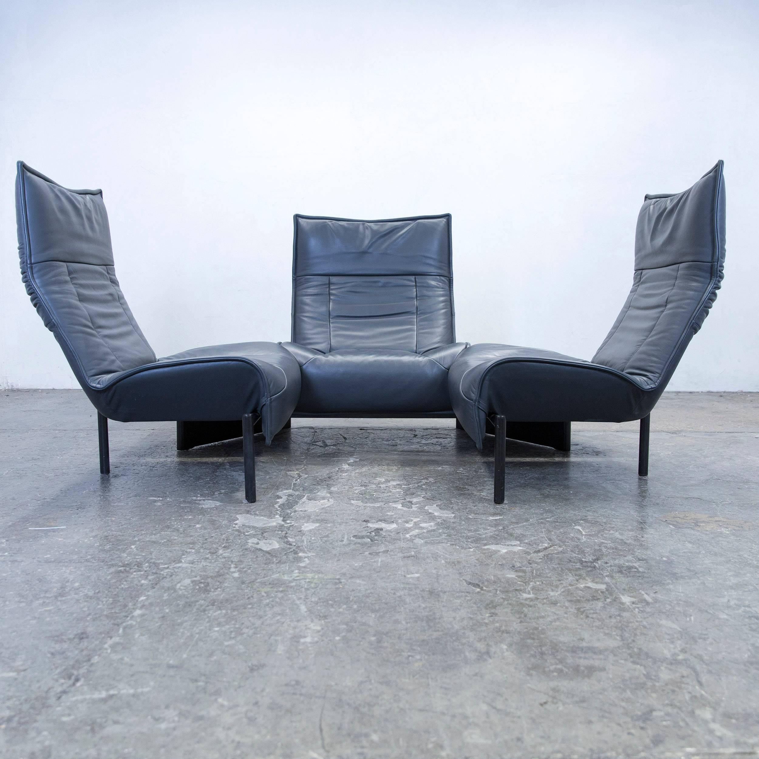 Faszinierend Couchgarnitur Mit Sessel Sammlung Von Affordable Latest Cassina Veranda Vico Magistretti Sofa