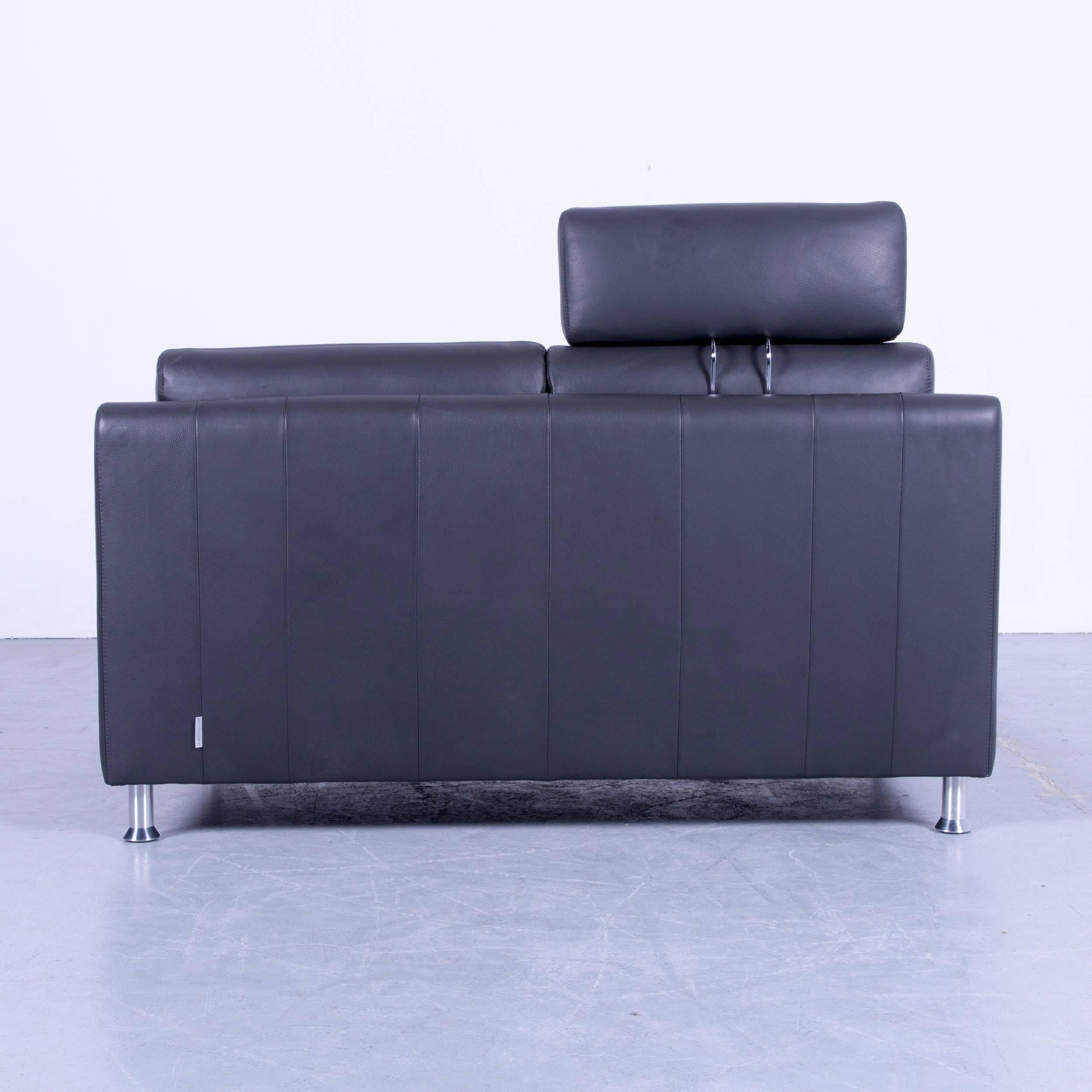 Sofa grau modern good gus modern adelaide sofa with sofa - Wohnideen wohnzimmer grau weiay ...