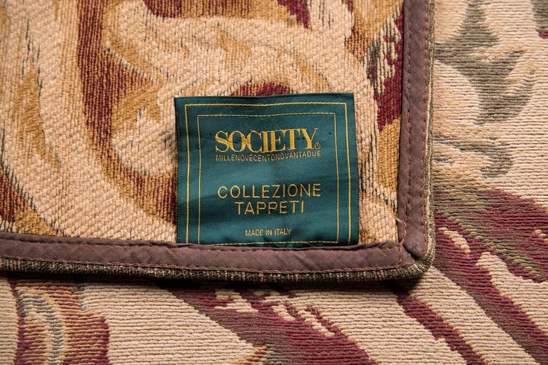 21th century carpet by society collezione tappeti made