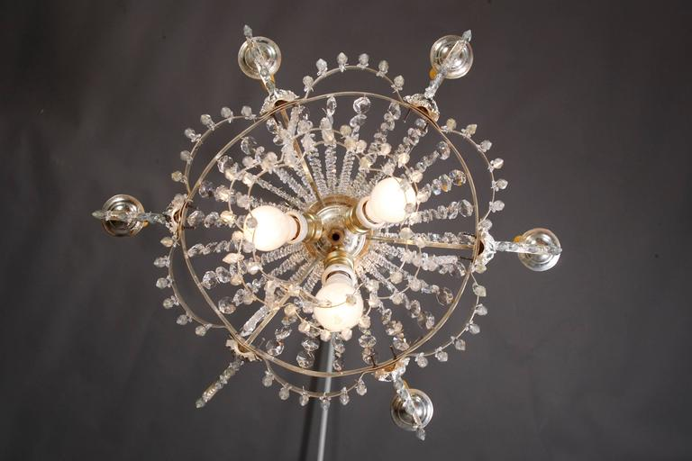 Swedish Chandelier in the Style of Classicism 10