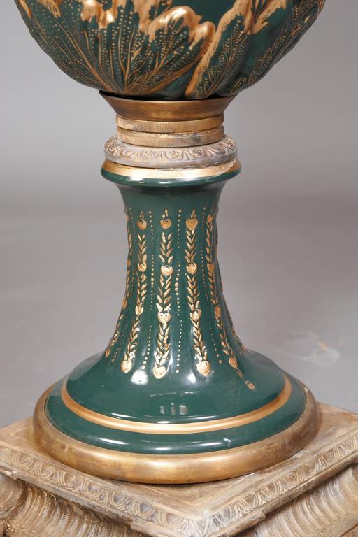 Majesatical Sevre Vase in 18th Century Style, Paris 7