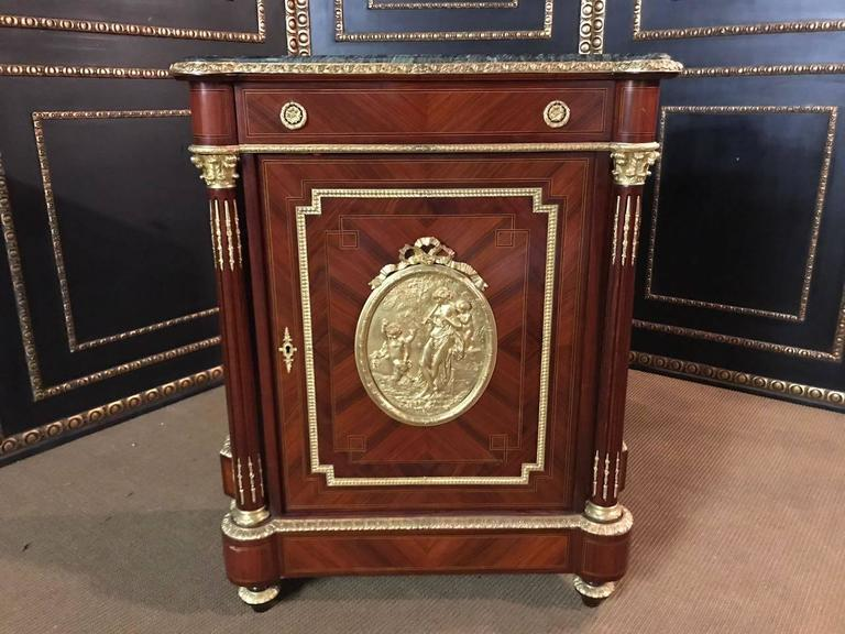 Meuble de appui cabinet in the louis xv style for sale at 1stdibs - Meuble style louis xv ...