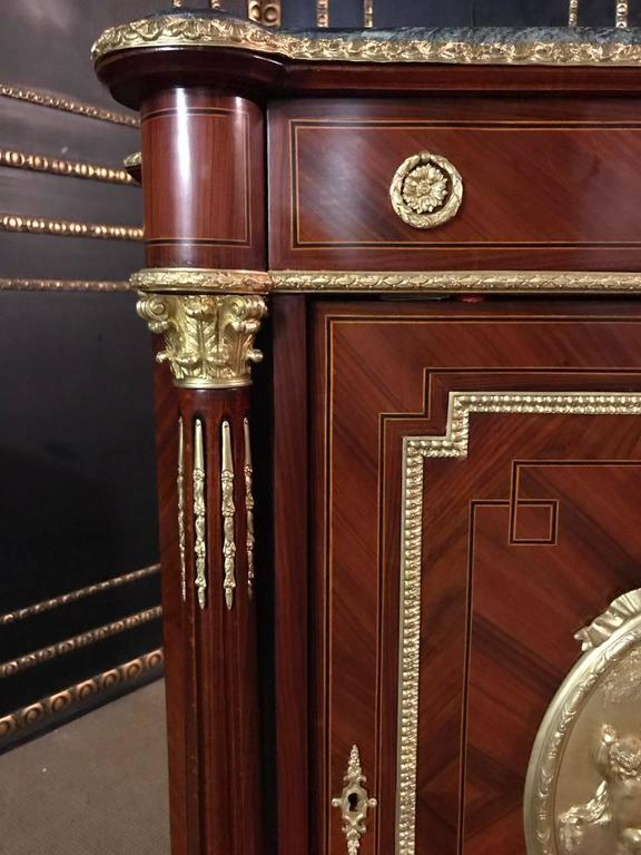 meuble de appui cabinet in the louis xv style for sale at. Black Bedroom Furniture Sets. Home Design Ideas