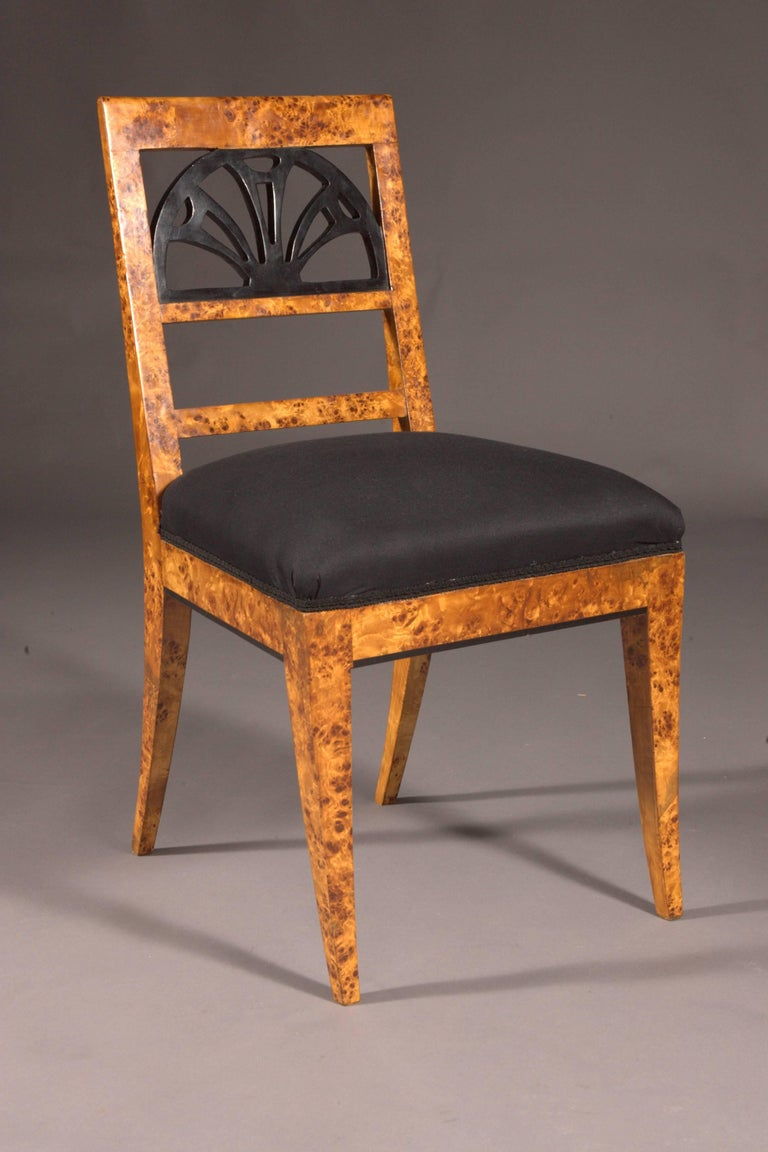 20th Century Very Elegant Chair in Classicist Style For Sale