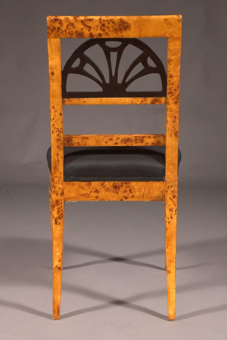 Very Elegant Chair in Classicist Style For Sale 1
